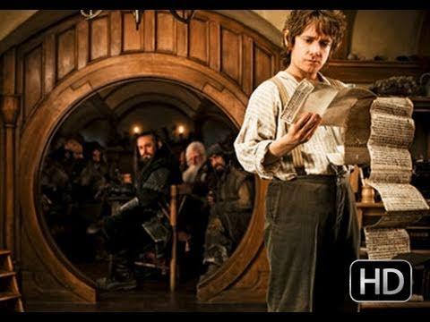 The Hobbit: An Unexpected Journey - Trailer