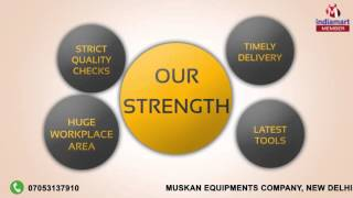 Kitchen and Catering Equipment by Muskan Equipments Company, New Delhi(http://www.indiamart.com/muskanequipments/] Muskan Equipments Company are most trustworthy and long-awaited Manufacturer and Supplier of Bakery ..., 2015-09-30T11:47:16.000Z)