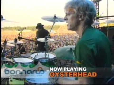 Oysterhead - Rubberneck [LIVE @ BONNAROO]