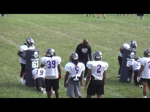 Cincinnati Christian University Head Football Coach David Fulcher