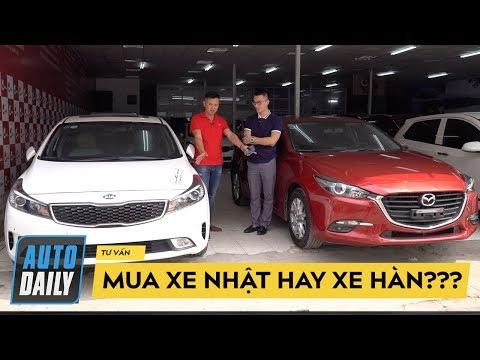 TIỀN CHƯA NHIỀU mua xe Hàn hay xe Nhật (Kia Cerato vs Mazda3)?  AUTODAILY.VN 