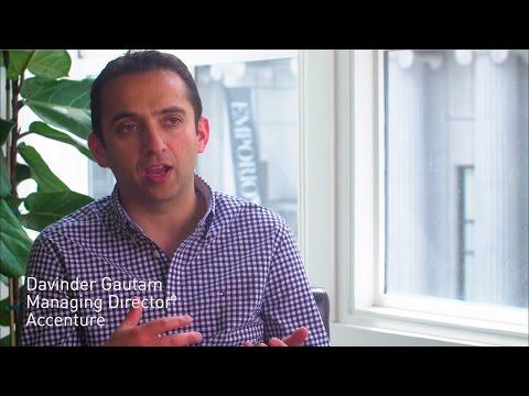 Interview: Accenture Managing Director, Davinder Gautam