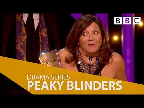 Peaky Blinders wins Best Drama Series - The British Academy Television Awards 2018 - BBC One
