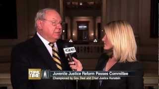 Zapętlaj Juvenile Justice Reform | GPB