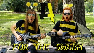 AVATAR - For the Swarm (Full Guitar Cover)