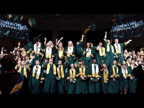 Ben Lippen School Graduation 2019
