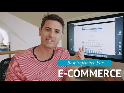 What is the Best Software for E-Commerce Websites