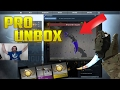 THE BEST PRO PLAYER KNIFE UNBOXING REACTIONS!