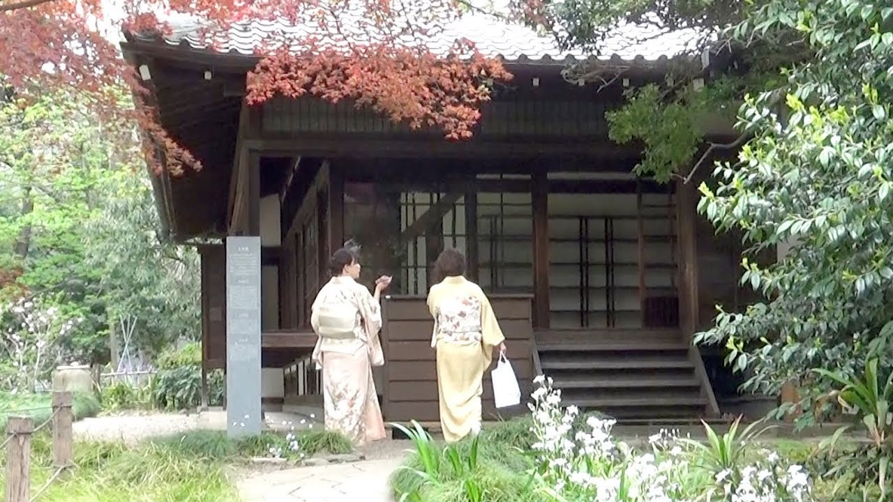 Khám phá nhà cổ Nhật Bản