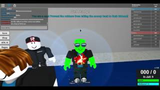PLAYING MY FIRST GAME I PLAYED ON ROBLOX!!! Cops Vs Robbers