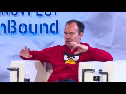 InnovFest unBound 2016: Fireside Chat: Bringing Angry Birds Alive