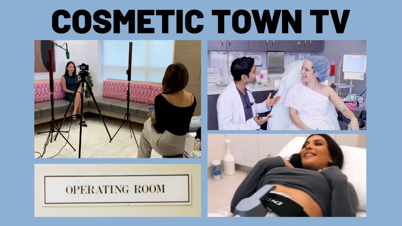 Cosmetic Town TV's YouTube Channel Trailer