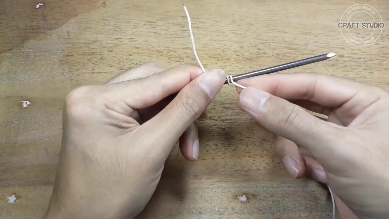Cara Membuat Magnet Dengan Elektromagnet Sederhana - Eksperimen Sains - YouTube