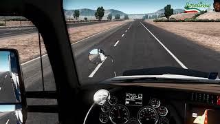 American Trucks Simulator -- {  Elko Cal. a San Francisco Cal. }