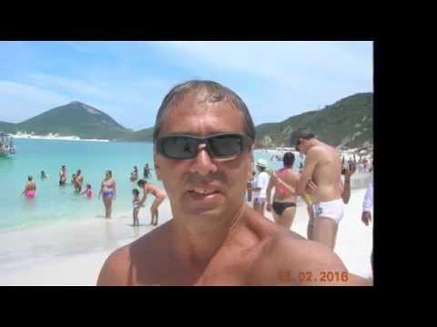 Brasil 2016 -  Cabo Frio -  Buzios - Tartaruga y fotos