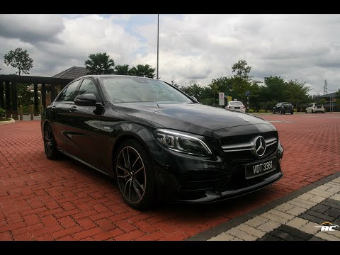 Mercedes C43 AMG Review (W205)