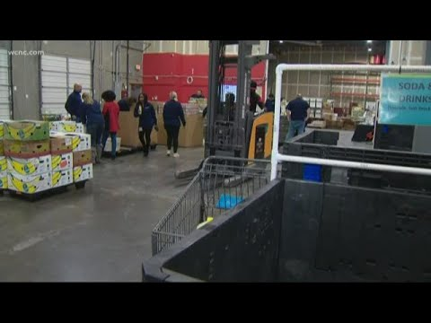 Loaves & Fishes Feeds Thousands In Mecklenburg County
