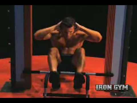 proform pull up door gym 2