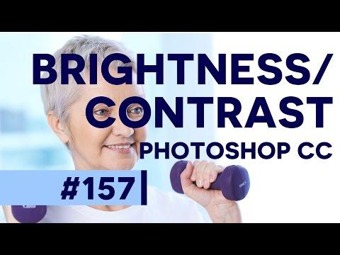The BEST Brightness/Contrast Adjustment  Photoshop
