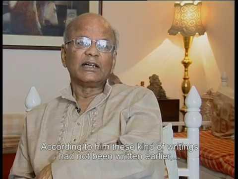 Documentary on Samaresh Basu by Raja Sen   Part 2