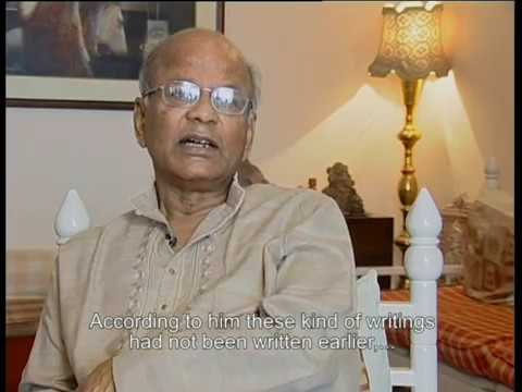 Documentary on Samaresh Basu by Raja Sen   Part 2