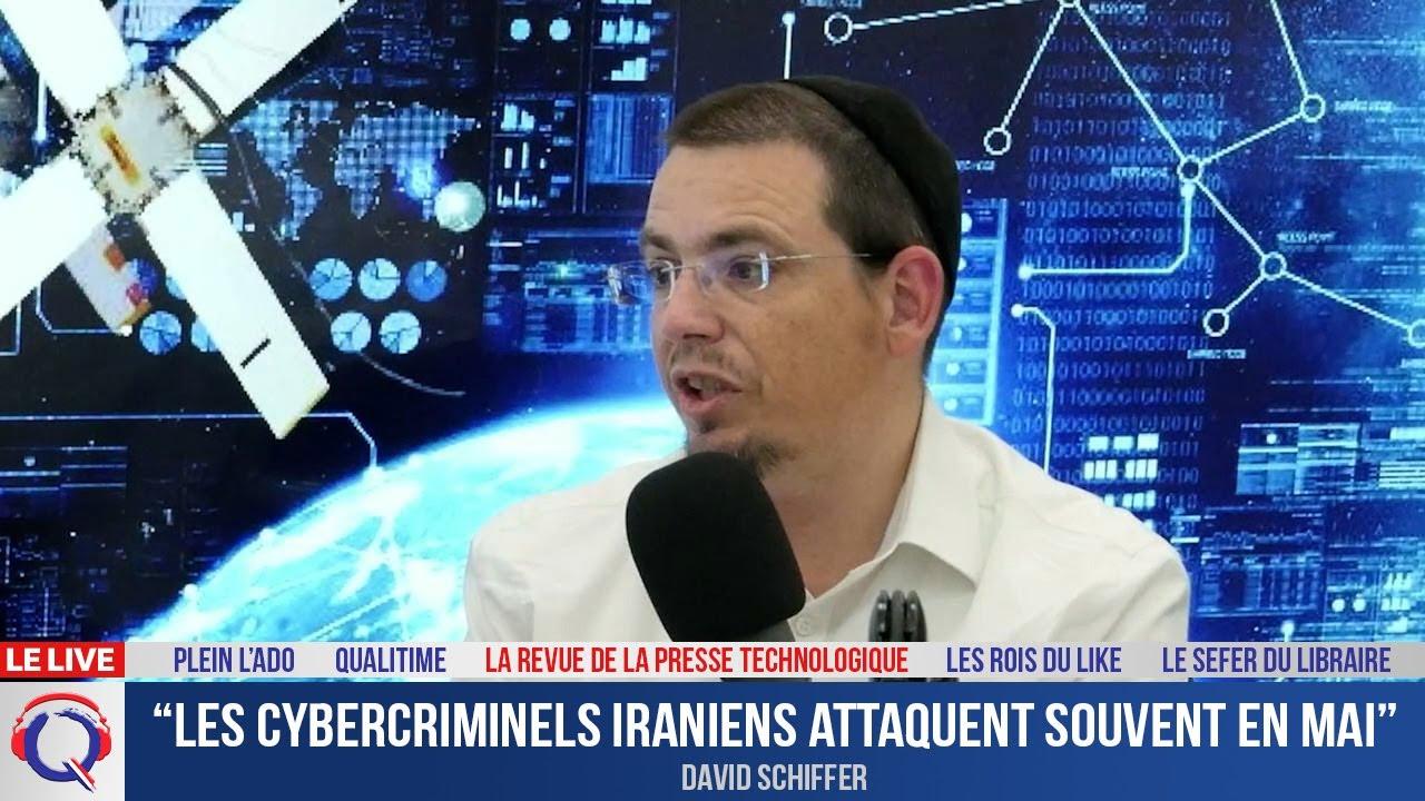 """""""Les cybercriminels iraniens attaquent souvent en mai"""" - La Revue De La Presse Technologique#2"""