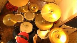 Nory - August Burns Red - Carol of the bells (Drum Cover)