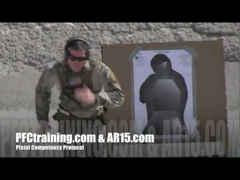 PFCtraining.com & AR15.com - Pistol Competency Protocol