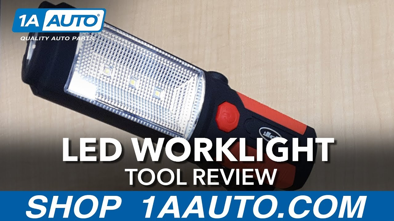 Led Work Light Available On 1aauto Com Youtube