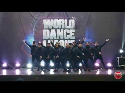 FMD EXTREME (Guest) / WORLD DANCE LEAGUE PHILIPPINES FINALS. MARIKINA CITY. NOV 25 2018.