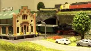 Modellbahn, Spur Z, Z Scale (kurze Version)
