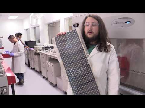 Roll to Roll Solar Cell Printer