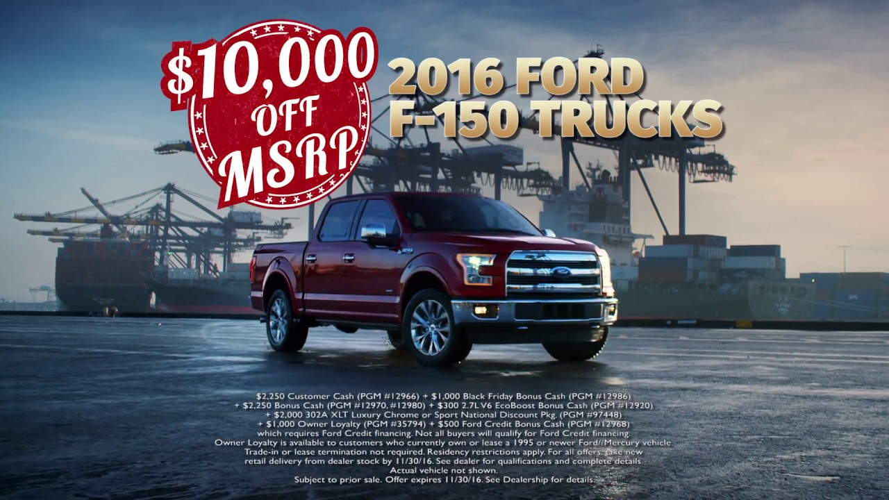 Honolulu Ford Black Friday S Event