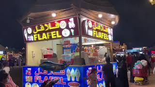 UAE. Dubai. Global Village. Отдых во время карантина.