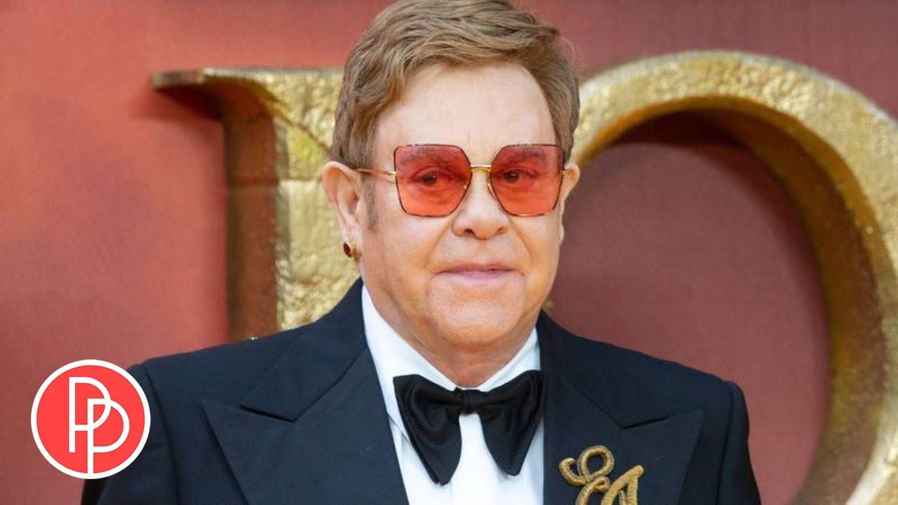 Elton John König Der Löwen