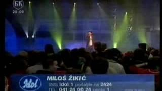Milos Zikic-She