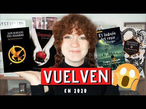 SERIE de Percy Jackson y Memorias de Idhún, NUEVO LIBRO de Crepúsculo y Los Juegos del Hambre from YouTube · Duration:  11 minutes 55 seconds