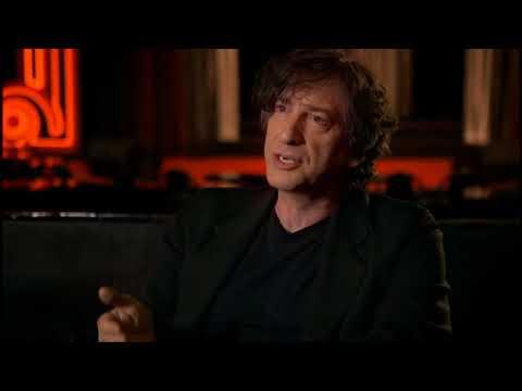 Neil Gaiman Telling Likely Stories