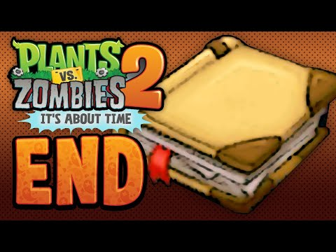 Plants vs. Zombies 2: It's About Time | Completed Almanac - 237 (iOS Gameplay Walkthrough)