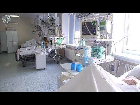Горячая работа. Ожоговый центр Новосибирской областной клинической больницы отмечает 25-летие