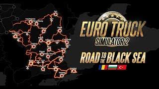 ✅ Euro Truck Simulator 2  Road to the Black Sea DLC