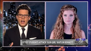 After Hours: Kaitlin Bennett (Viral Ohio University Video) -OAN