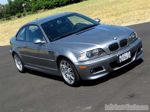 2004 bmw m3 coupe for sale in san francisco youtube. Black Bedroom Furniture Sets. Home Design Ideas