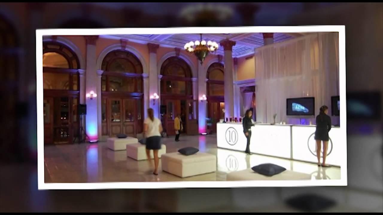WOVA Audio Visual Lighting Events Promo Video