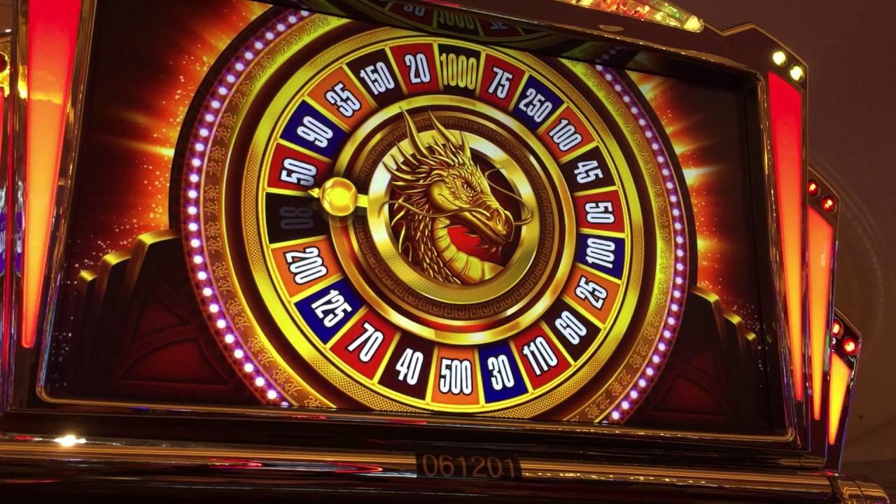 Dragon wheel slot machine atlanta city casino new jersey
