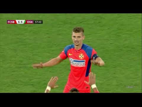 FCSB Sepsi Goals And Highlights