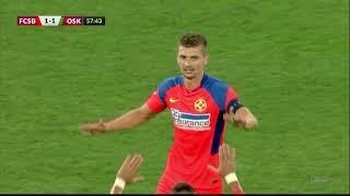 REZUMAT: FCSB - Sepsi 1-1. Vlad a apărat un penalty