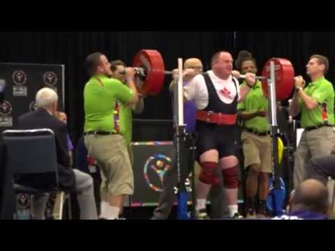 Special Olympic World Games Los Angeles 2015 Weight Lifting