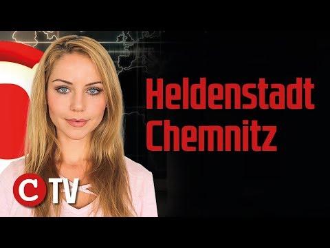 Heldenstadt #Chemnitz, Sarrazin zum Islam: Die Woche COMPACT