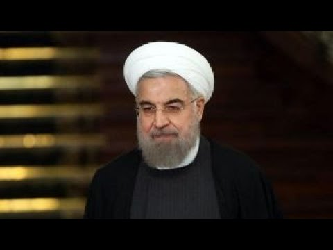 Iran's president says Iran nuclear deal can't be changed
